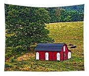 West Virginia Oil Tapestry