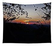 West Virginia Sunset 2 Tapestry