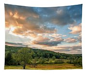 West Virginia Sunset Tapestry