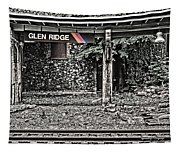 Westbound Track At Glen Ridge Station Tapestry