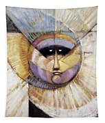 Western Solarmask Tapestry