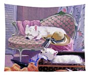 Westies Home Tapestry