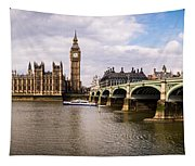 Westminster Pano Color Tapestry