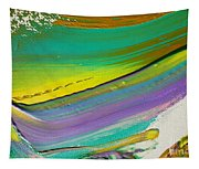 Wet Paint 6 Tapestry
