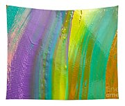 Wet Paint 8 Tapestry