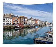 Weymouth Harbour Tapestry
