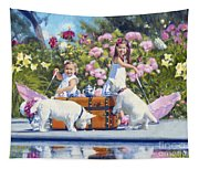 Whats Your Cup Of Tea Tapestry