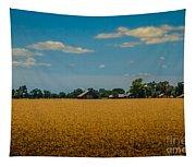 Wheat Field Tapestry