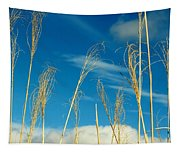 Wheat In The Sky Tapestry