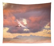 When Heaven Beckons Tapestry