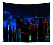When The City Sleeps Tapestry