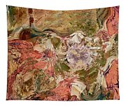 While The Lady Lay Sleeping Tapestry