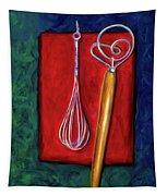 Whisks Tapestry