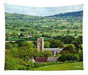 Whitchurch Canonicorum Overview  Tapestry