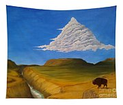 White Cloud Tapestry