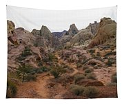 White Domes Trail Tapestry