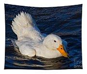 White Duck 2 Tapestry