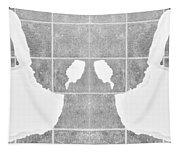 White Hands White Tapestry