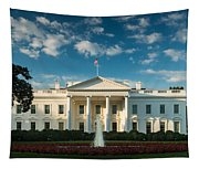 White House Sunrise Tapestry