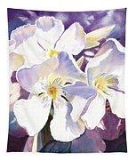 White Oleander Tapestry