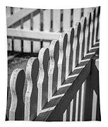 White Picket Fence Portsmouth Tapestry