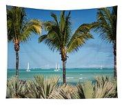White Sails. Mauritius Tapestry