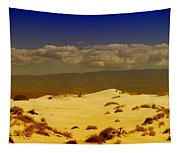 White Sands New Mexico Tapestry