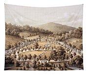 White Sulphur Springs, Montgomery County, Va Tapestry