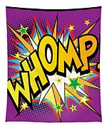Whomp Tapestry by Gary Grayson