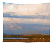 Wide Open Spaces Tapestry
