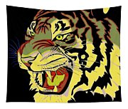 Wild At Heart Shere Khan Tapestry