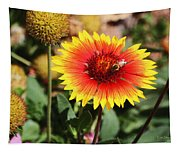 Wild Flowers Sierra Ancha Mountains Tapestry