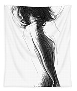 Wild Like The Wind Tapestry