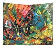 Wild Regatta Tapestry