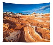Wild Sandstone Landscape Tapestry