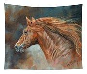 Wild Stallion Tapestry