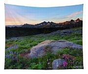 Wildflower Dawning Tapestry