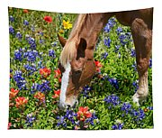 Wildflower Feast Tapestry