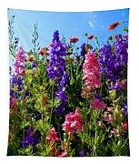 Wildflowers #14 Tapestry