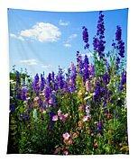 Wildflowers #9 Tapestry
