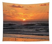 Wildwood Beach Here Comes The Sun Tapestry
