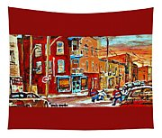Wilenskys Paintings Hockey Art Prints Originals Commissions Contact Popular Montreal Artist Cspandau Tapestry