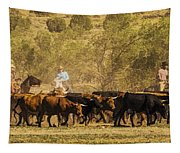 Williamson Valley Roundup 7 Tapestry