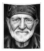 Willie Nelson Tapestry
