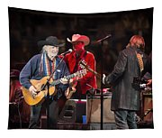 Willie Nelson - Live In Austin Tapestry