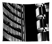 Willis Group And Lloyd's Of London Abstract Tapestry