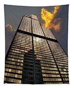 Willis Sears Tower Tapestry