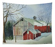 Williston Barn Tapestry