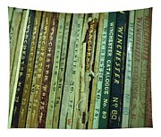 Winchester Catalogs Tapestry