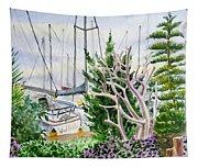 Wind Drifter  Tapestry